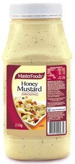 HONEY MUSTARD DRESS MFOODS x 2.5kg (6)