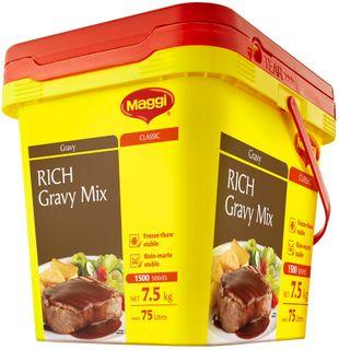 7.5kg RICH GRAVY MIX MAGGI x PAIL