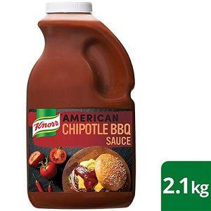 KNORR CHIPOTLE BBQ SAUCE WORLD CUISINE x 2.1kg (6)