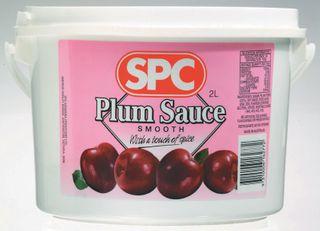 PLUM SAUCE SPC x 1.85lt (3)