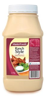 RANCH DRESSING MFOOD x  2.4kg (6)
