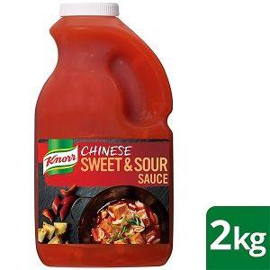 SWEET SOUR SAUCE CHINESE SAKIMS x 2kg (6)
