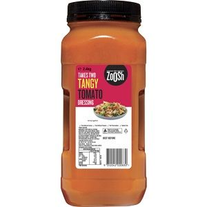 TANGY TOMATO DRESS ZOOSH GFREE x 2.4lt (4)