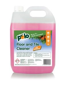 FLOOR TILE CLEANER NATURAL ORANGE x 5lt (4)