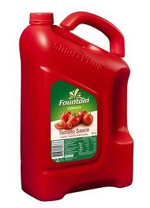 FOUNTAIN TOMATO SAUCE GFREE x 4lt (3)