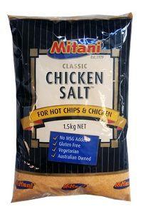 MITANI CHICKEN SALT x 1.5kg (10)