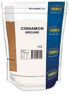 CINNAMON GROUND TRUMPS x 1kg (6)