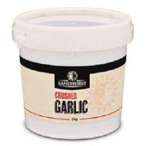 GARLIC MINCED WET GFREE CV x 1kg (6)