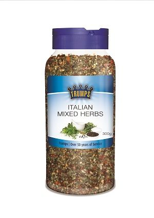 ITALIAN HERBS CANISTER TRUMPS x 300g (6)