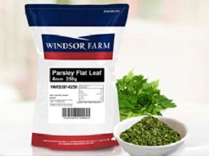 OMEGA PARSLEY FLAKES x 500g