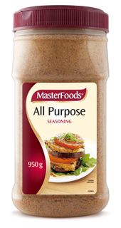 ALL PURPOSE SEASONING MFOODS x 950g (6)
