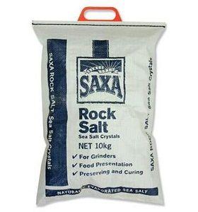 ROCK SALT SAXA x 10kg