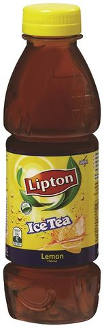 LEMON ICED TEA LIPTON 500ml x 12