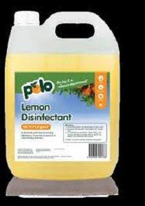 20lt LEMON DISINFECTANT POLO