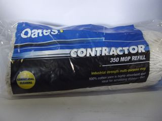 MOP HEAD OATES 550g COTTON (12)