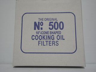 OIL FILTERS HI - LI x 50 (10)