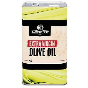 OLIVE OIL EXTRA VIRGIN SHURST  x 4ltr (4)