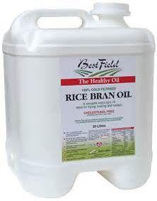 RICE BRAN OIL SIMPLY x 20lt