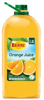 ORANGE JUICE BERRI 6 x 2lt