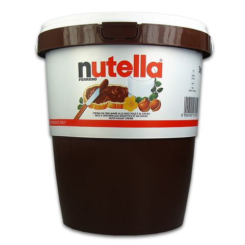 NUTELLA SPREAD FOODSERVICE x 3kg (2)
