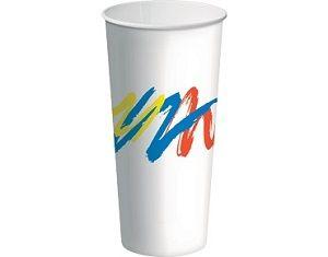 MILKSHAKE CUP 800ml (24oz) CAWAY ECO SMART x 25 (20)