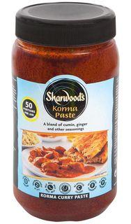 SHARWOODS KORMA PASTE x 1.25kg