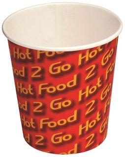 HOT CHIP CUP 12oz CAWAY x 50 (20)