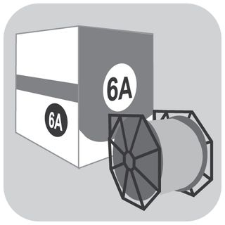 Cat6A Cable Rolls