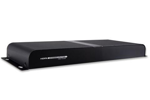 CERTECH 1 x 8 HDMI splitter extender over cat6, including 8 receivers