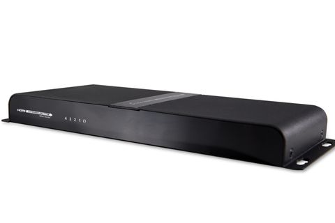 CERTECH 1 x 4 HDMI splitter extender over cat6, including 4 receivers
