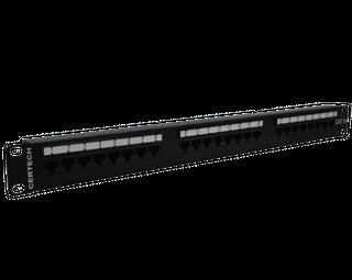 "CERTECH 24 Port 19"" Cat5e UTP Patch Panel"