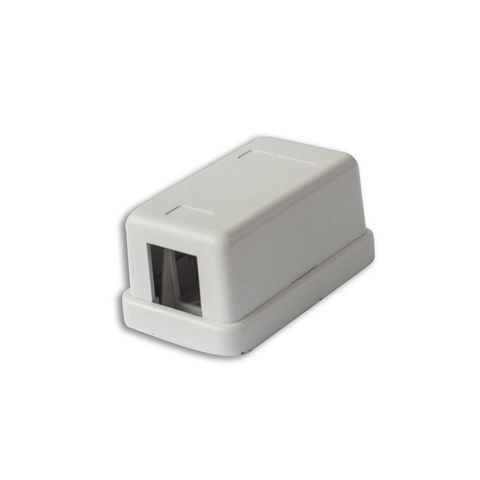 Single Port Unequipped Surface Mount Box