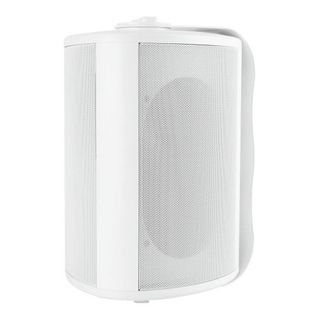 "LUMI AUDIO 5.25"" Powerful Bass Weather-Resistant Wall Speaker"