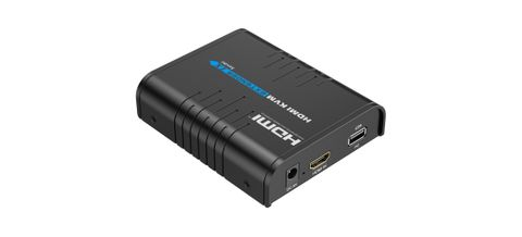 HDMI Extender w/ KVM Function over Cat6 to 120m, 1080p
