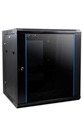 CERTECH 12RU 550mm Deep Swing Frame Cabinet