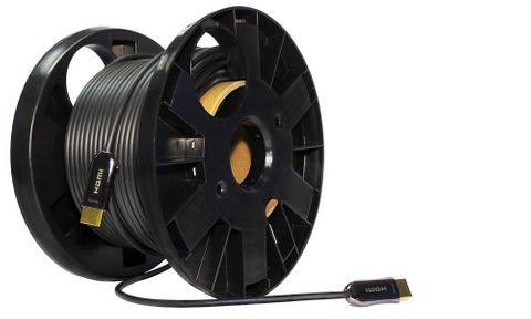 CERTECH 100M HDMI Active Optical Cable, High Speed 18GBPS, 2160P 4K@60Hz