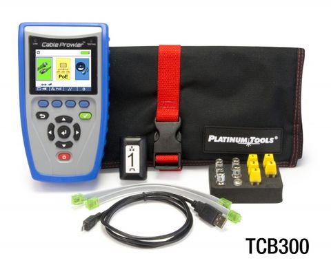Platinum Tools Cable Prowler Cable Tester