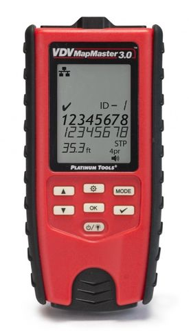 Platinum Tools VDV MapMaster 3.0 - Cable Tester