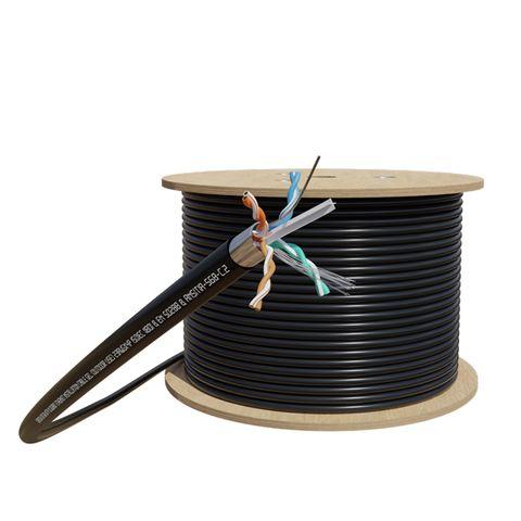 CERTECH 305M Cat6 F/UTP Solid Gel Filled Cable
