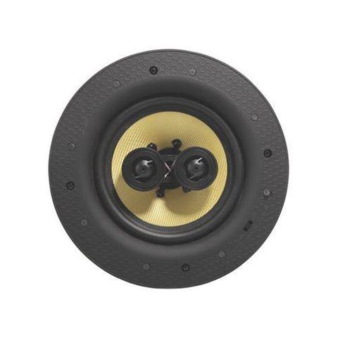 """6.5"""" 3-Way Stereo Frameless Ceiling Speaker"""