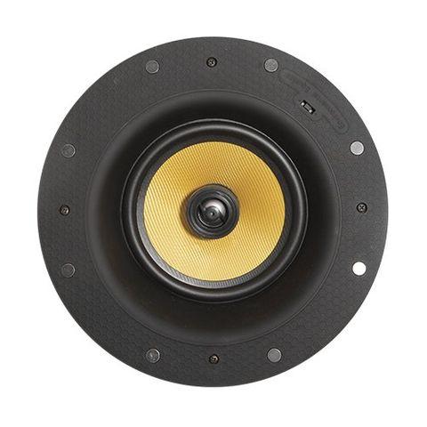 """6.5"""" Angled Woofer Classic Frameless Ceiling Speaker"""