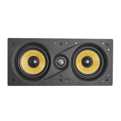 "LUMI AUDIO 5"" Dual Tweeter Architectural Frameless In-Wall Speaker"