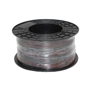 Figure 8 Cable 100m, 24/020, Black Jacket