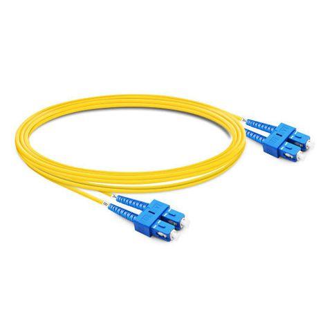 CERTECH SC-SC OS2 Duplex Fibre Patch Lead 1m