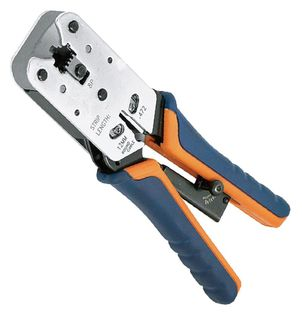 Hanlong RJ45 Modular Crimping Tool, with Ratchet