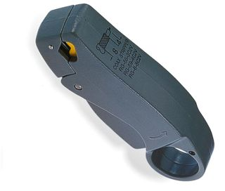 Hanlong 3 Blade Coaxial Cable Stripper for RG-58/59/6 Cable