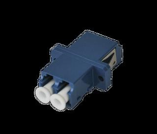 CERTECH LC-LC OS2 Duplex Fibre Adaptor