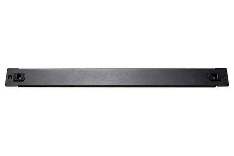 1RU Snap-In Metal Blanking Panel