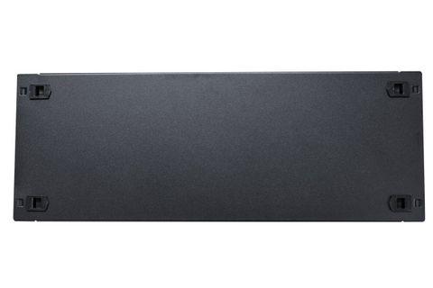 4RU Snap-In Metal Blanking Panel