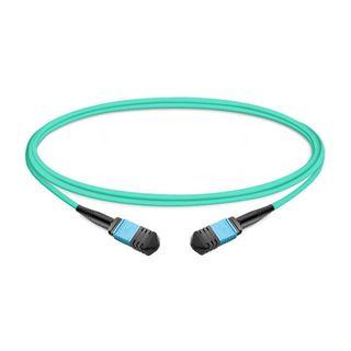 CERTECH 12 Core OM3, Female to Female MPO Cable, 5m